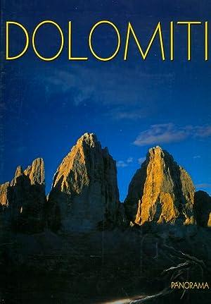 Dolomiti.: Testi di Franco de Battaglia, Gino Tomasi, Italo Zandonella; dizionario delle cime ...