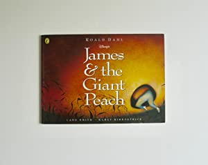 James and the Giant Peach: Disney's James: Roald Dahl, Lane