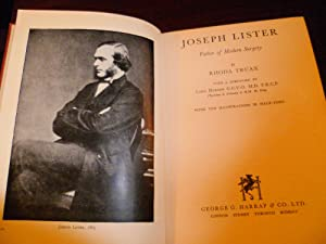 Joseph Lister: Father of Modern Surgery, 10: Traux, Rhoda