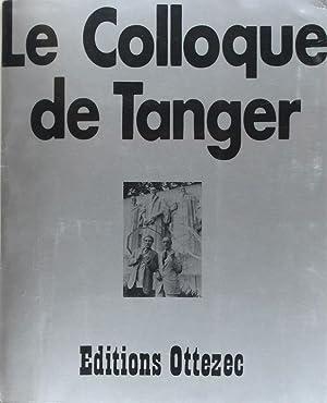 Le Colloque de Tanger: François Lagarde