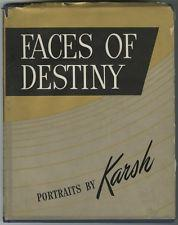 Faces of Destiny, Portraits by Karsh: Yousuf Karsh