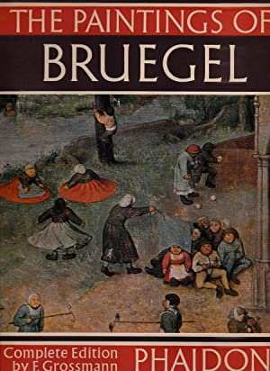 The paintings of Bruegel. Complete edition