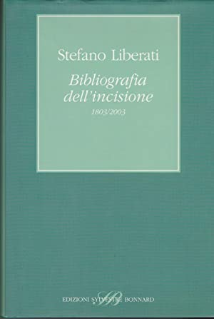 Bibliografia dell'incisione 1803/2003