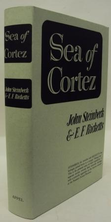 The Sea Of Cortez - A Leisurely: Steinbeck, John &