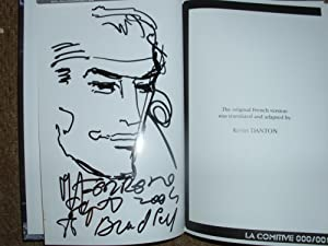 ONCE UPON A TIME LA COMITIVE (A HARDBACK FIRST PRINTING WITH A SIGNED/DATED FELT DRAWN PICTURE...