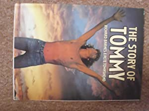 The Story of Tommy (a first printing-large: Barnes, Richard;Townshend, Pete