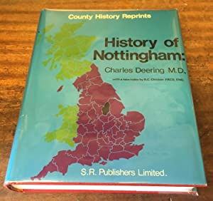 History of Nottingham (County Historical Reprints)