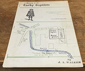 A History of the Earby Baptists