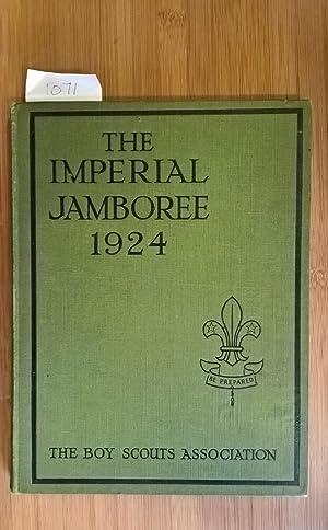 The Boy Scouts Imperial Jamboree 1924, Souvenir