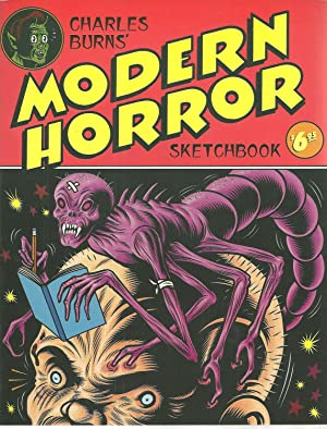Charles Burns' Modern Horror Sketchbook: Burns, Charles