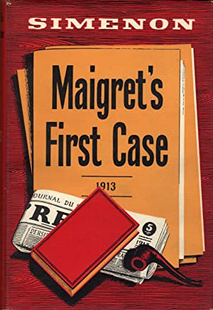 MAIGRET'S FIRST CASE: SIMENON, Georges