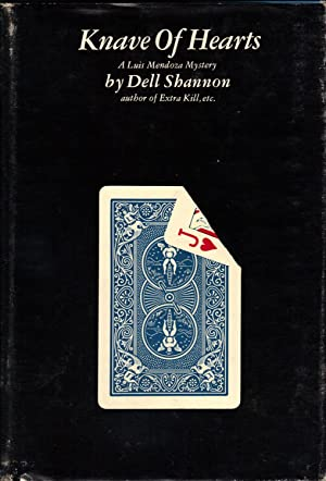 KNAVE OF HEARTS: SHANNON, Dell