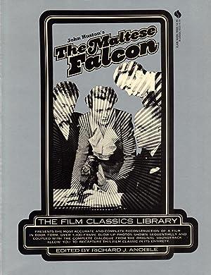 John Huston's THE MALTESE FALCON: ANOBILE, Richard J., Edited By