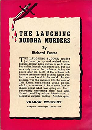 THE LAUGHING BUDDHA MURDERS: FOSTER, Richard