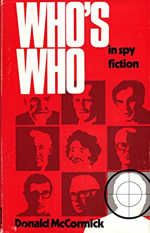 WHO'S WHO IN SPY FICTION: MCCORMICK, Donald