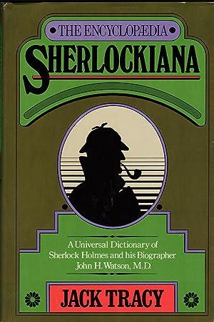 THE ENCYCLOPAEDIA SHERLOCKIANA: TRACY, Jack