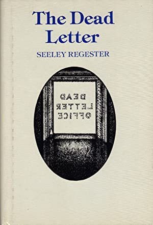 THE DEAD LETTER: REGESTER, Seeley