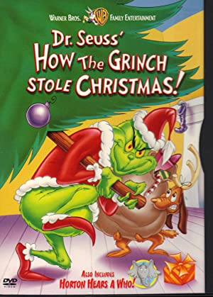 HOW THE GRINCH STOLE CHRISTMAS! and HORTON: SEUSS, Dr. (Theodor
