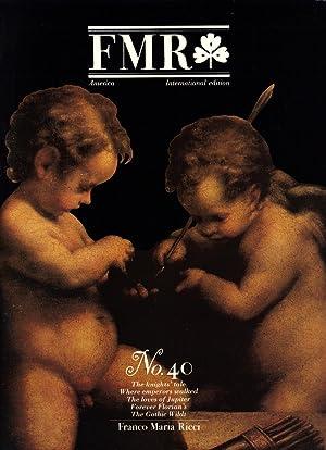 FMR NO. 40: RICCI, Franco Maria