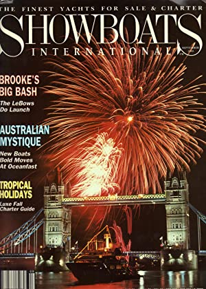 SHOWBOATS INTERNATIONAL ~ SEPTEMBER 1989