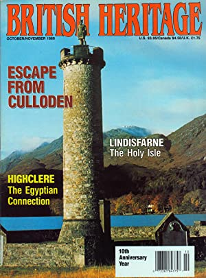 BRITISH HERITAGE ~ OCTOBER/NOVEMBER 1989