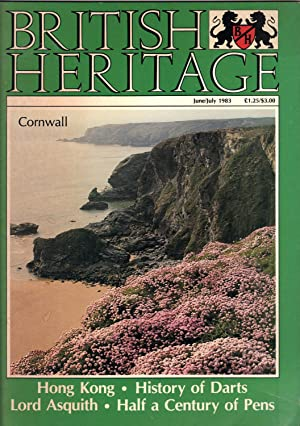 BRITISH HERITAGE June/July 1983