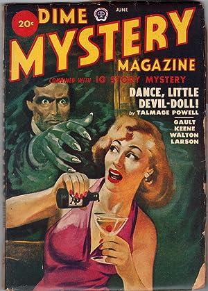 DIME MYSTERY Magazine: Various