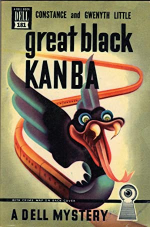 GREAT BLACK KANBA: LITTLE, Constance and Gwenyth