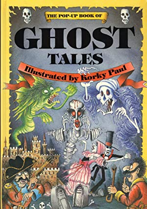 THE POP-UP BOOK OF GHOST TALES: PAUL, Korky