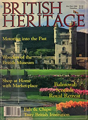 BRITISH HERITAGE ~ OCTOBER / NOVEMBER 1986