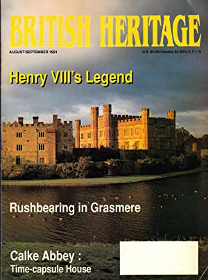 BRITISH HERITAGE ~ AUGUST / SEPTEMBER 1991