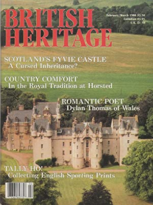 BRITISH HERITAGE ~ February / March 1988
