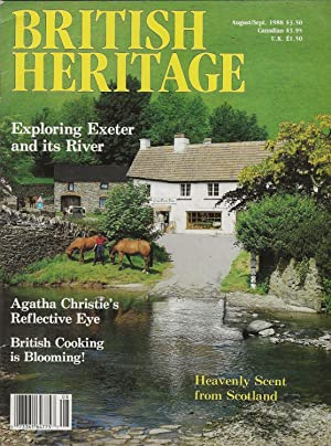 BRITISH HERITAGE ~ August / September 1988