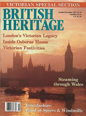 BRITISH HERITAGE ~ October / November 1987