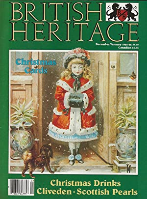 BRITISH HERITAGE ~ December 1985 / January 1986