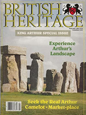 BRITISH HERITAGE ~ June / July 1986