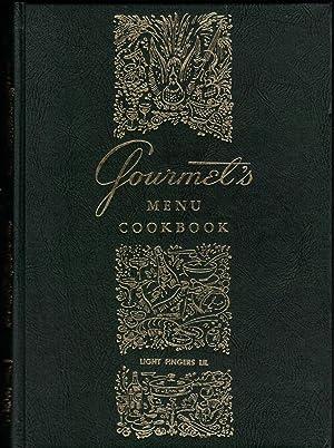 GOURMET'S MENU COOKBOOK: EDITORS, Gourmet Magazine