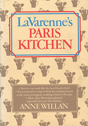 LA VARENNE'S PARIS KITCHEN: WILLAN, Anne