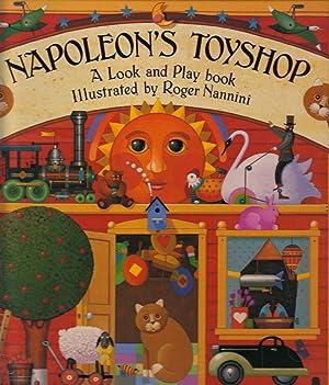 NAPOLEON'S TOYSHOP: FIELDS, Sadie