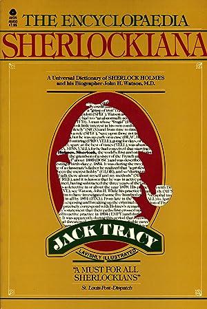 ENCYCLOPAEDIA SHERLOCKIANA: TRACY, Jack