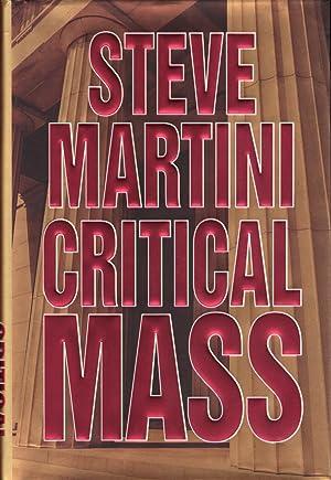 CRITICAL MASS: MARTINI, Steve