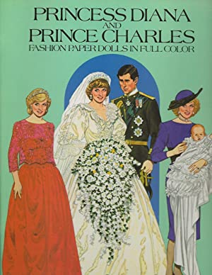 PRINCESS DIANA AND PRINCE CHARLES ~ Fashion: TIERNEY, Tom