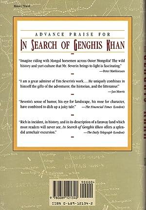IN SEARCH OF GENGHIS KHAN: SEVERIN, Tim