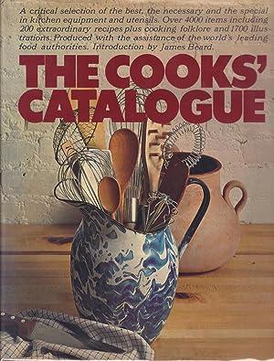 THE COOKS' CATALOGUE: BEARD, James (Editor)