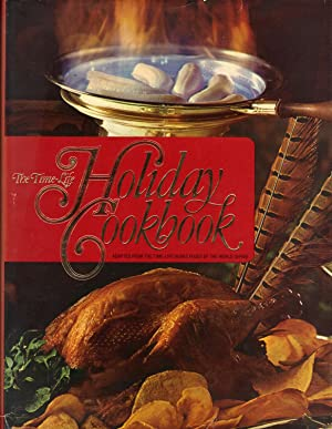 TIME-LIFE HOLIDAY COOKBOOK: EDITORS of Time-Life Books