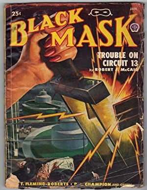 BLACK MASK: Various