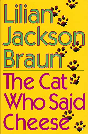 CAT WHO SAID CHEESE: BRAUN, Lilian Jackson