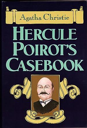 HERCULE POIROT'S CASEBOOK: CHRISTIE, Agatha