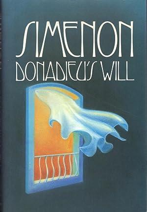 DONADIEU'S WILL: SIMENON, Georges