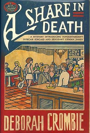 A SHARE IN DEATH: CROMBIE, Deborah